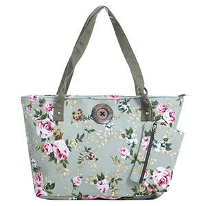 Floral Day Bags
