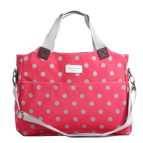 Cherry Red Spot Business Laptop Bag