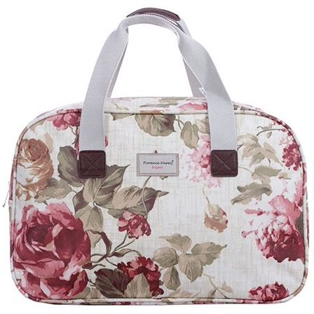Autumn Days Oilcloth Weekender Tote Bag